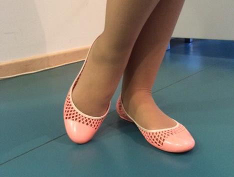 Ballerinas schaden der Haltung